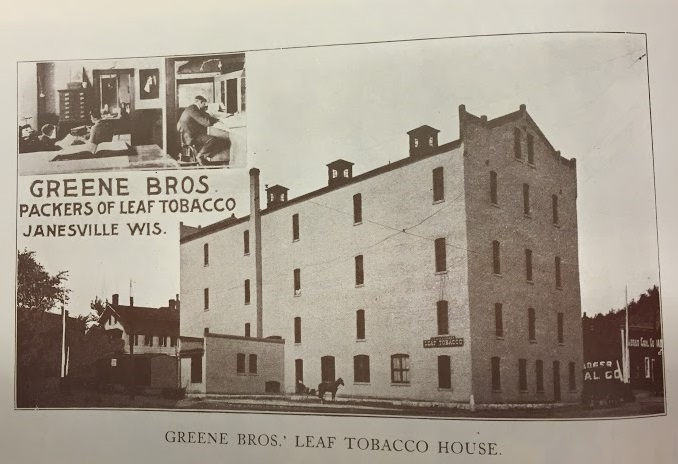 Greene Bros., Gray Goose, Historical Photo